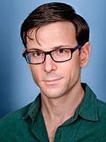 Headshot of T.J. Kirkpatrick, photographer Photo by T.J. Kirkpatrick